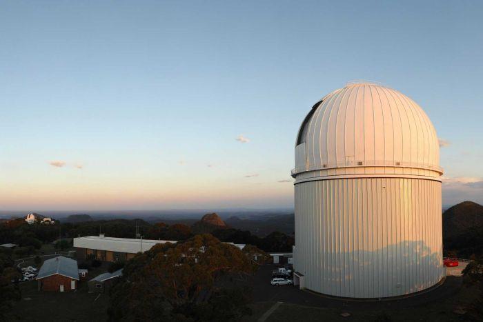 Siding Spring Observatory Travel Oz