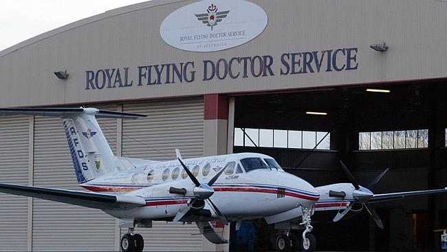 Royal Flying Doctor Service - Alice Springs - Travel Oz