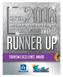 RUNNER-UP-Tourism
